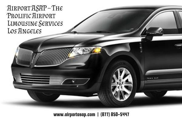 Airport Limousine Services Los Angeles