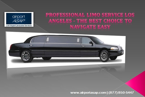 Professional Limo Service Los Angeles – The Best Choice to Navigate Easy