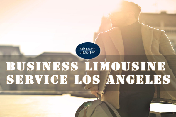 3 Important Facts on Business Limousine Service Los Angeles