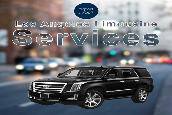 Best Limousine Services in Los Angeles – Affordable, Luxurious Chauffeured Service