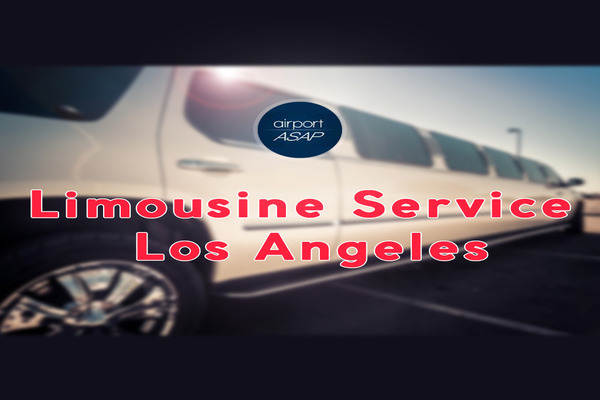 3 Reasons You Should Hire Limousine Service in Los Angeles