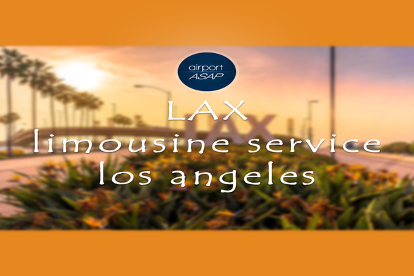 lax limousine service los angeles