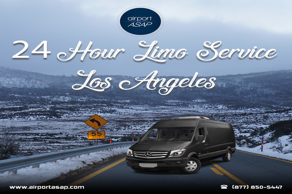 Avail 24 Hour Limo Service in Los Angeles