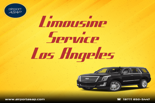 Ride in Style with Limousine Service in Los Angeles