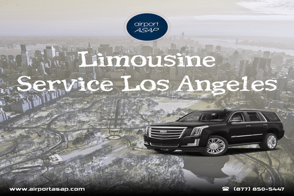 What All You Need To Know About the Limousine Services in Los Angeles?
