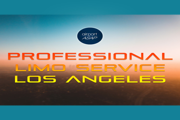 Enjoy the Ride with Professional Limo Services in Los Angeles