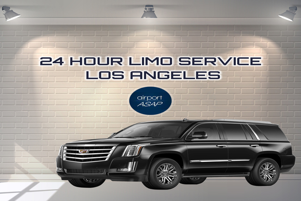 Book 24 Hour Limo Service in Los Angeles For Unlimited Fun