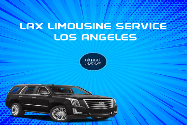 Enjoy a Lavish Ride with Lax Limousine Service in Los Angeles