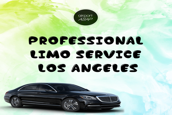 Hire Professional Limo Services at Los Angeles