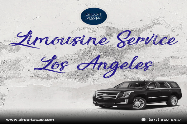 What All You Need to Know about Limousine Service Los Angeles?