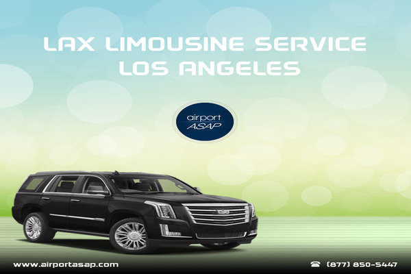 Avail Hassle Free Lax Limousine Service in Los Angeles
