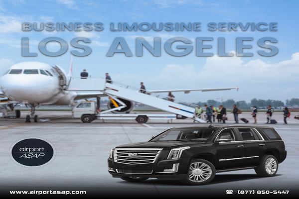 Book Business Limousine Service in Los Angeles To Impress Your Clients