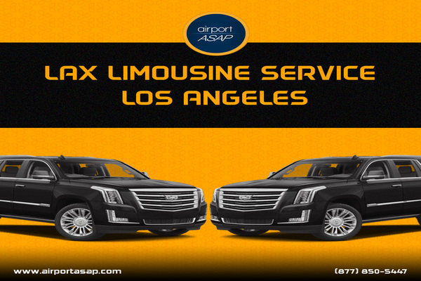 Why Avail Lax Limousine Service in Los Angeles?