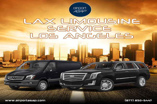 Why Hire Lax Limousine Service In Los Angeles?