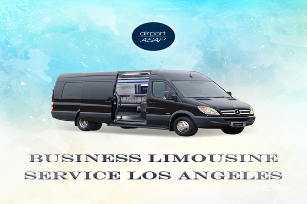 Get the Best Business Limousine Service in Los Angeles