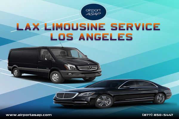 Get the Best Lax Limousine Services in Los Angeles