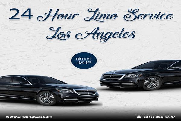Get 24 Hour Limo Service in Los Angeles with Airport ASAP