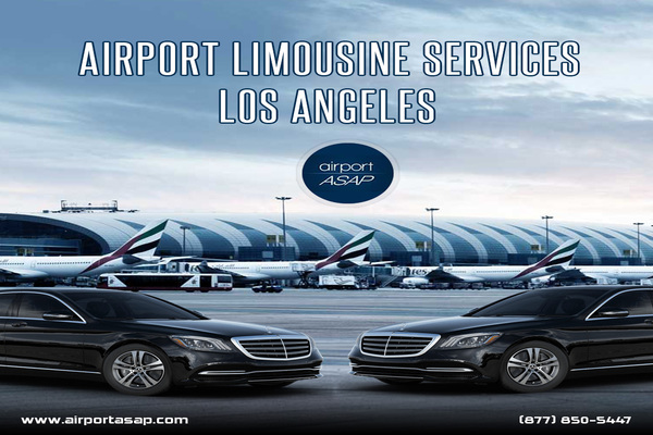 Get best Airport Limousine Services in Los Angeles- Airport ASAP