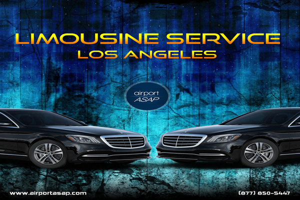 Travel in Style with Limousine Service in Los Angeles