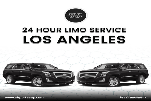 Ride in Style with 24 Hour Limo Service in Los Angeles