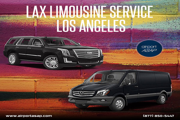 What business travelers look for in a limo car in Los Angeles?