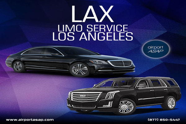 Get Top Class LAX Limo Service in Los Angeles