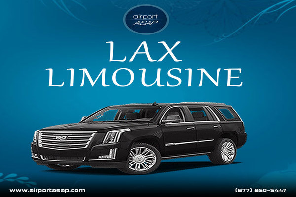 LAX Limo Service That Values You as the Top Priority
