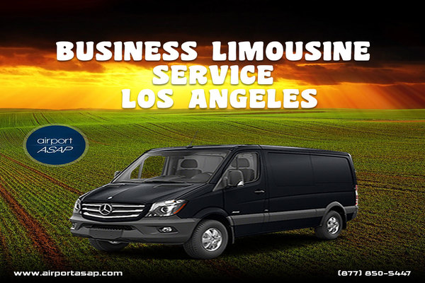 Reasons for Hiring Business Limousine Services in Los Angeles