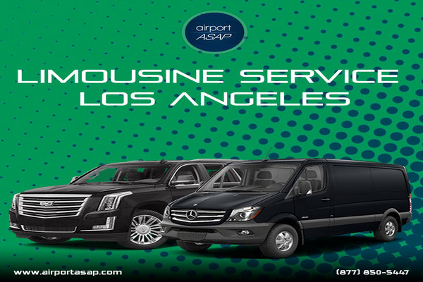 6 Reasons to Choose Limousine Services in Los Angeles