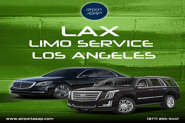 Reasons to Choose Lax Car Service in Los Angeles for Delivered and Picked Up